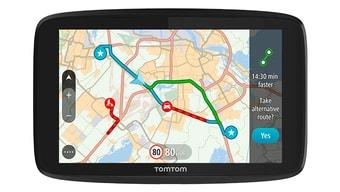 TomTom Services via Smartphone